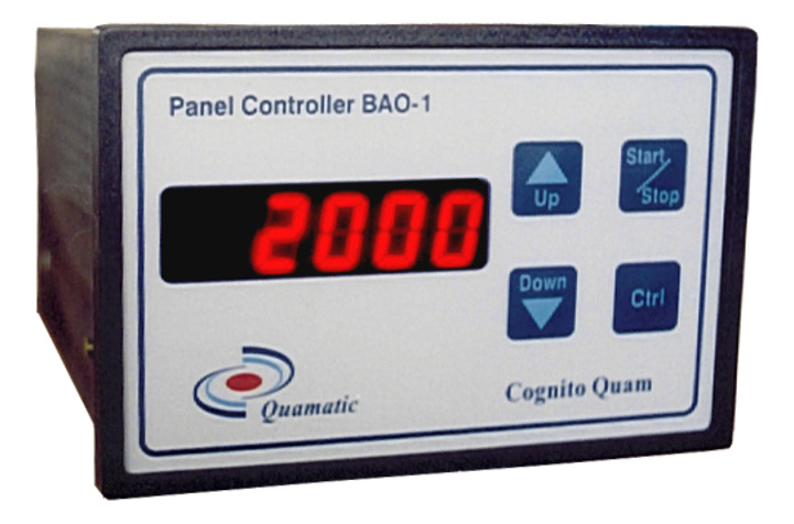 BAO-1 General Purpose Panel Controller and Production Logger