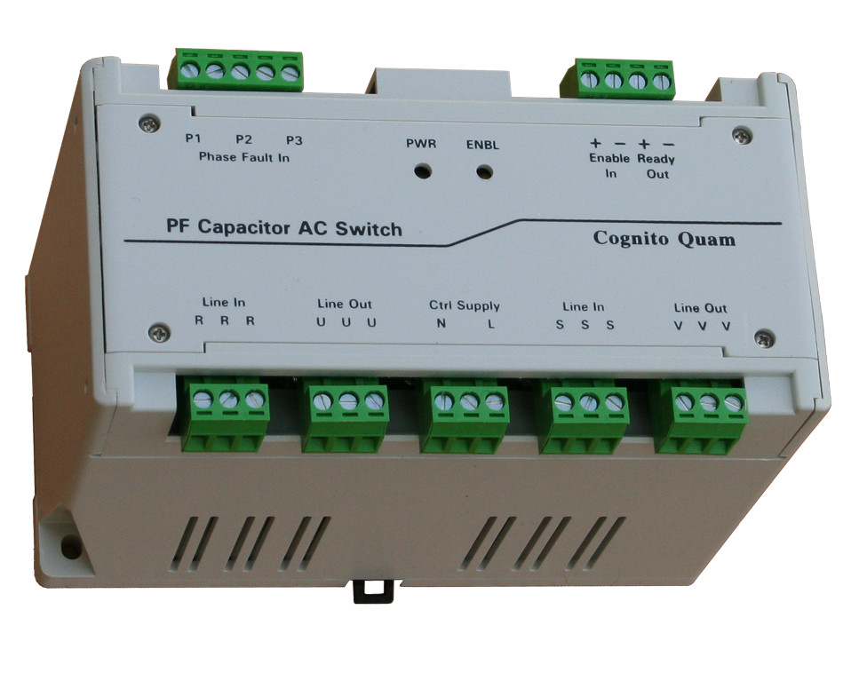 CACSW integrated power factor capacitor AC switch