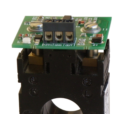 Current Transformer Interface on SSR