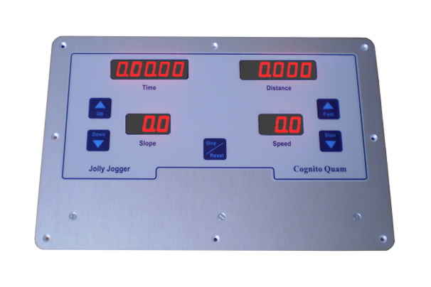 Jolly Jogger treadmill control