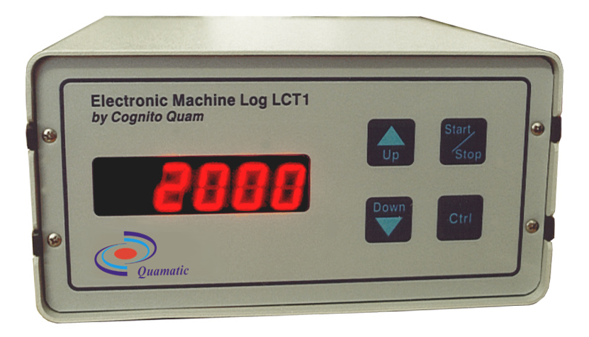 LCT1 Desktop Panel Controller and Production Logger