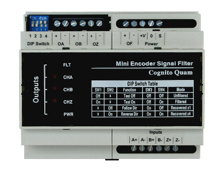 Mini EFxxx Multimode Encoder filter