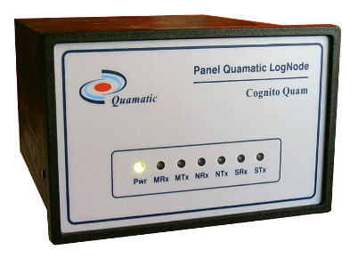 Quamatic Panel LogNode