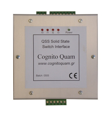 4 channel QSS Solid State Switch Interface