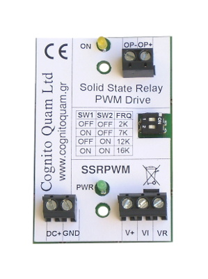 PWM Solid State Relay Drive